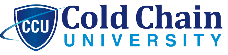 cold chain university logo